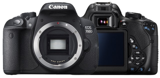 Canon 700d review camera house for Housse canon 700d