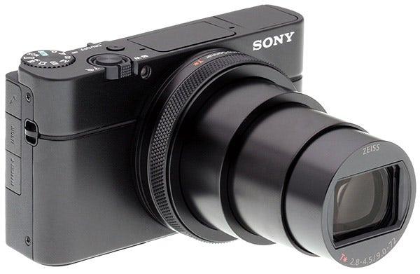 sony rx100 mark vii compact camera