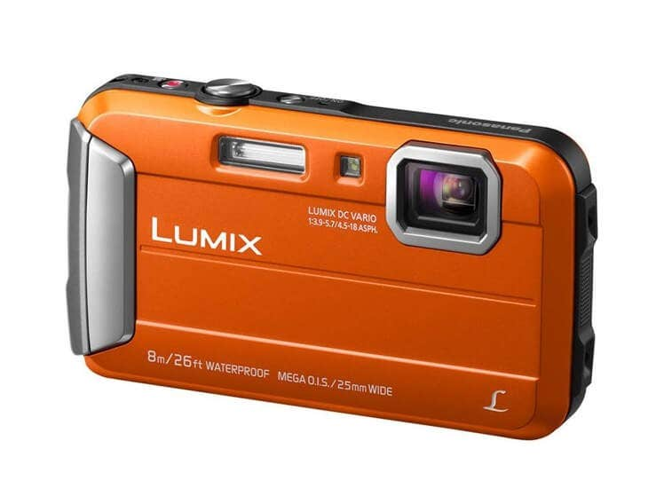 Panasonic Lumix FT30 Digital Compact Camera