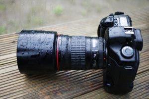 dslr-camera-left-outside-in-rain