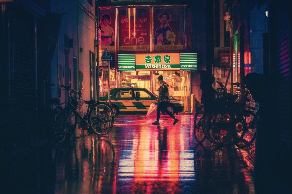 japan-street-at-night