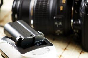 spare camera battery