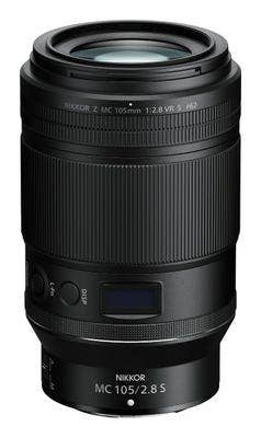 NIKKOR Z 105mm lens