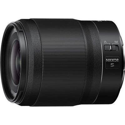 NIKKOR Z 35mm f/1.8 lens for Nikon Z mirrorless cameras