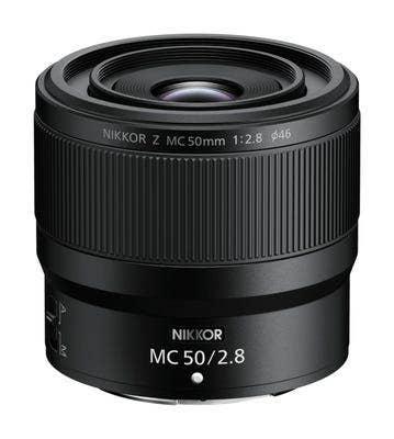 NIKKOR Z 50mm lens