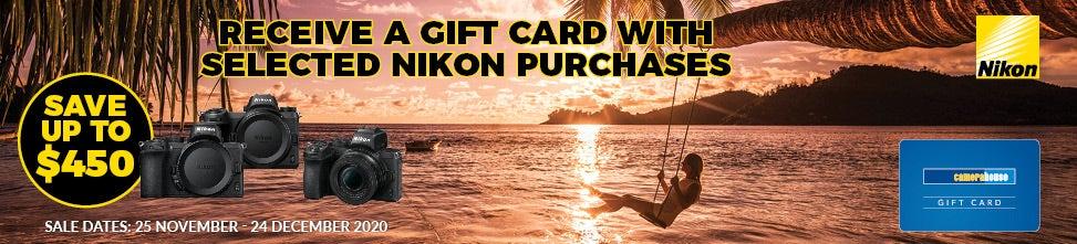 Nikon Promotion | Camera House