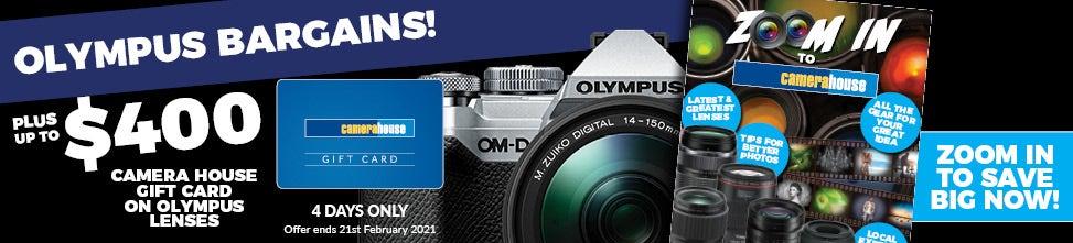 Olympus | Camera House