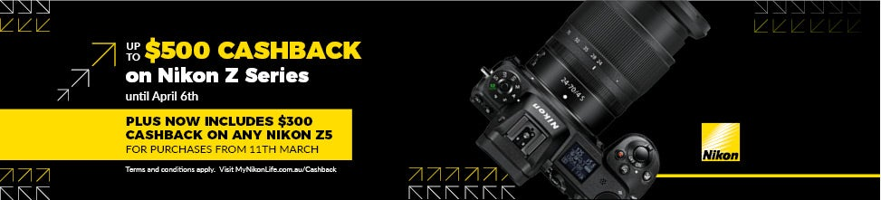 Nikon Cashback | Camera House