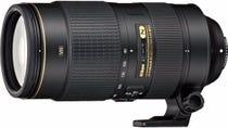 Nikon AF-S 80-400mm f/4.5-5.6G ED VR Telephoto Lens w/ Lens Hood