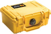 Pelican 1120 Yellow Case with Foam