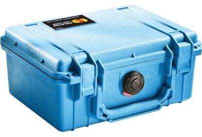 Pelican 1150 Blue Case with Foam