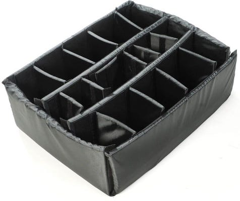 Pelican Velcro Divider Set for 1600 Case