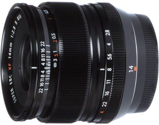 Fujifilm XF 14mm F2.8 Lens