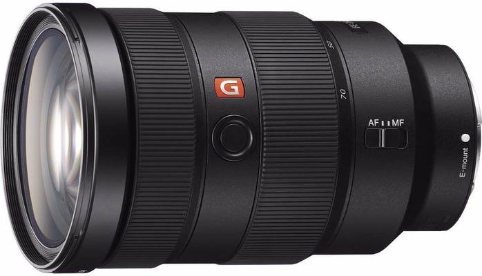 Sony 24-70mm f/2.8 G Master Lens