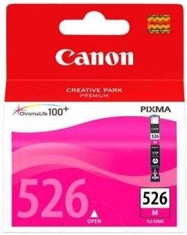 Canon CLI526M Magenta Ink