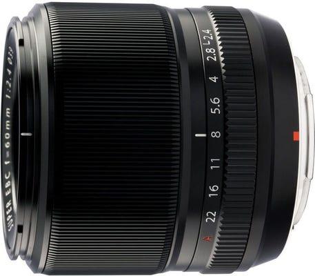 Fujifilm XF 60mm f/2.4 R Telephoto Lens