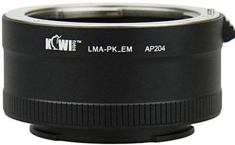 Kiwi Mount Adapter - Nikon F Lens - Sony E Camera - LMA-NK_EM
