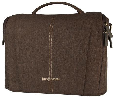 ProMaster Cityscape 40 Hazelnut Brown Shoulder Bag