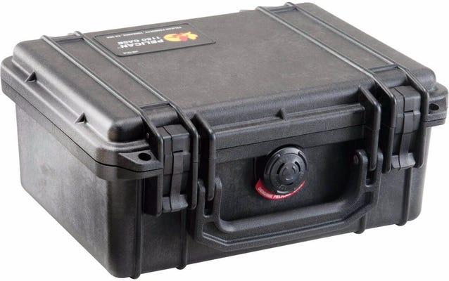 Pelican 1150 Black Case with Foam
