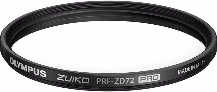Olympus PRF-ZD72 Pro Lens Filter for 40-50mm Lens