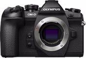 Olympus OM-D E-M1 Mark II Body Black Compact System Camera