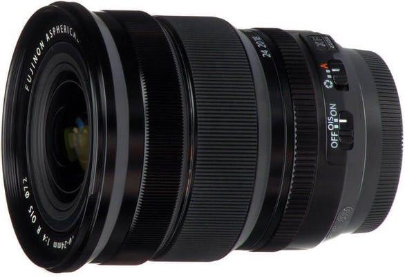 Fujifilm XF 10-24mm f/4 R OIS X Series Lens