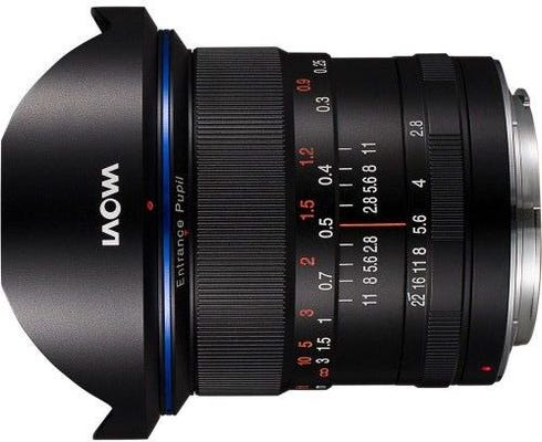 Laowa 12mm f/2.8 Zero-D Lens - Pentax K