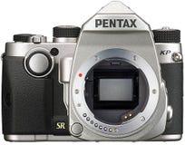 Pentax K-P Silver Body Digital SLR Camera