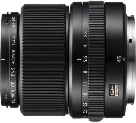 FujiFilm GF 45mm f/2.8 R WR Lens - GFX series