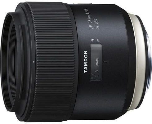Tamron SP AF 85mm f/1.8 Di VC USD Lens - Sony (A-Mount)