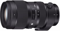 Sigma 50-100mm f/1.8 DC HSM Art Series Lens - Nikon