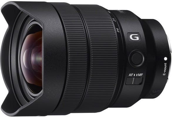Sony 12-24mm f/4 G Ultra Wide Angle Lens