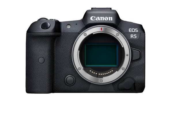 Canon EOS R5 Body Only Full Frame Mirrorless Camera
