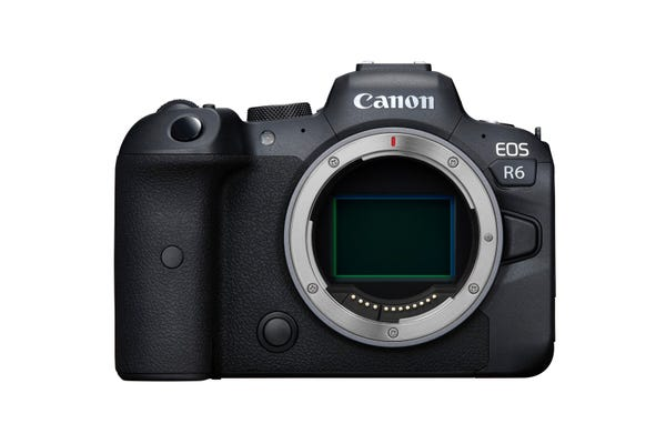 Canon EOS R6 Body Only Full Frame Mirrorless Camera