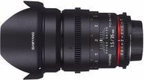 Samyang 35mm T1.5 VDSLR Nikon Full Frame Lens