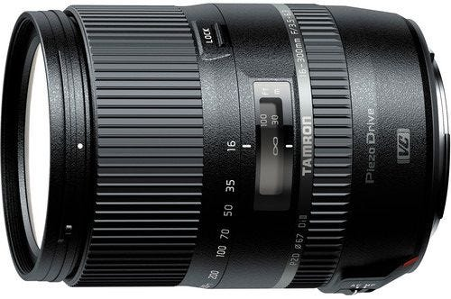 Tamron AF 16-300mm f/3.5-6.3 Di II VC PZD Lens - Nikon