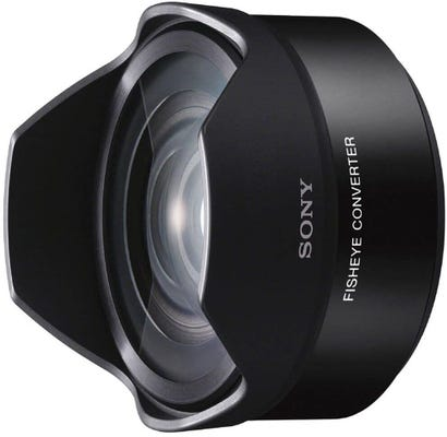 Sony 16mm Fisheye Converter