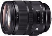 Sigma 24-70mm f/2.8 DG OS HSM Art Series Lens - Nikon