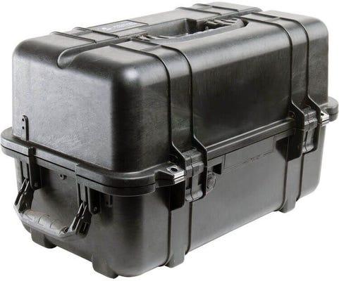 Pelican 1460 Black EMS Case with Foam