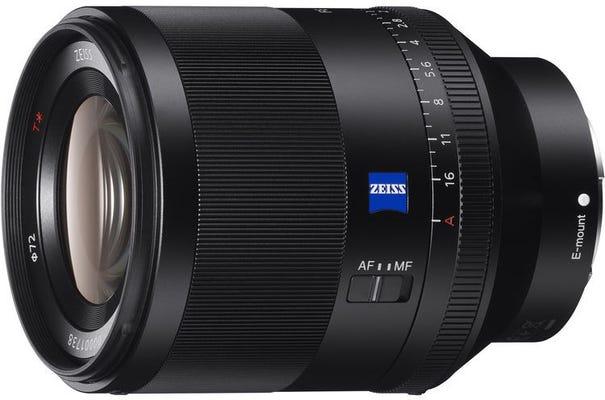Sony FE 50mm f/1.4 Zeiss Lens