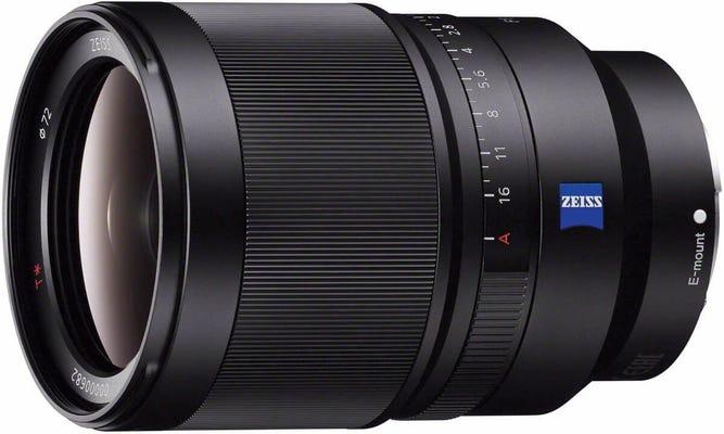 Sony Carl Zeiss 35mm f/1.4 Lens