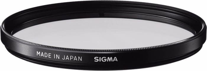 Sigma WR UV 58mm Filter