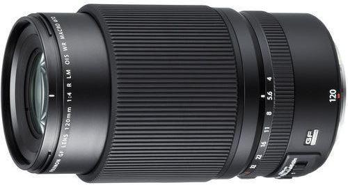 FujiFilm GF 120mm f/4 R LM OIS WR Macro Lens - GFX series