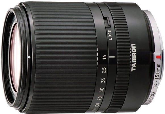 Tamron AF 14-150mm f/3.5-5.8 Di III Black Lens - Micro 4/3