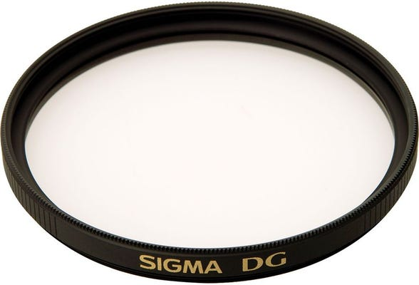 Sigma EX DG UV 72mm Filter