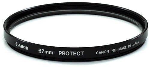 Canon 67REG Regular Filter