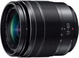 Panasonic Lumix G Vario 12-60mm f/3.5-5.6 ASPH Power O.I.S Lens