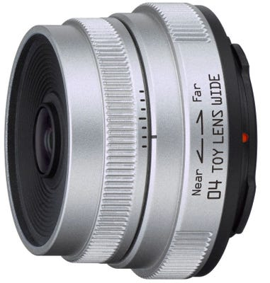 Pentax Q 04 Toy Wide Lens