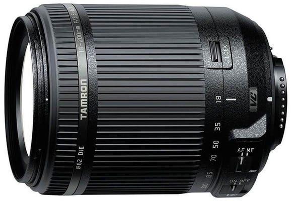 Tamron AF 18-200mm f/3.5-6.3 Di II VC Lens - Nikon