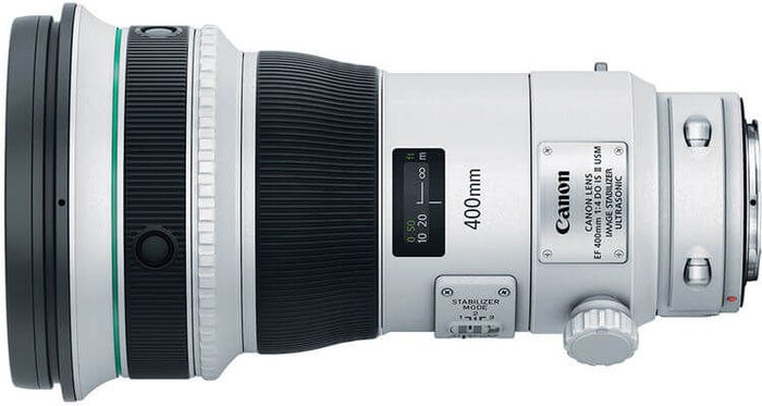 Canon EF 400mm f/4 DO IS II USM Telephoto Lens